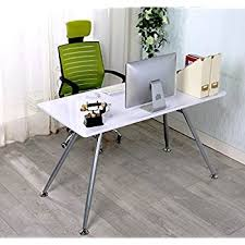 office workstation desks. contemporary desks furnitureboxuk white u201cangelou201d high gloss computer home executive study office  workstation desk in desks
