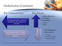 globalization presentation <br > 4