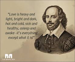 Love Quotes From Shakespeare Cool Shakespeare Love Quotes 48 Of The Greatest Ever Quotes