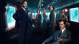 on the orient express the latest film from actor director kenneth branagh hit theaters this past weekend and was met by aunces and critics alike