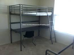 office desk bed. Assembled Office Desk Netztor Me Ready Home Desks Fully Pre Furniture Uk Loft Bed Dc Assembly Experts S