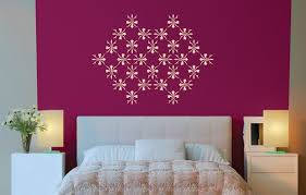 Wall Painting Paper Design Designer Range Of Wall Painting Stencils For Your Home