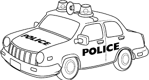 Small Picture Police Car Coloring Pages police car coloring pages printable