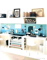 dual desk home office. Home Office Accessories Desk And Teal Cool Dual Desks .