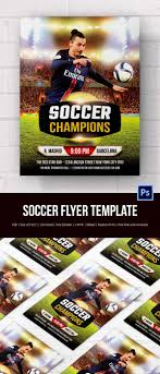 Soccer Flyer Template - 40+ Free Psd Format Download | Free ...
