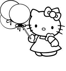 Find out the hello kitty coloring pages that will just give your little one immense fun. Free Printable Hello Kitty Coloring Pages Coloring Home