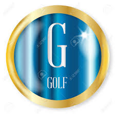 Nato (north atlantic treaty alliance) has adopted the phonetic alphabet for their radio communications and telecommunications. G For Golf Button From The Nato Phonetic Alphabet With A Gold Stock Photo Picture And Royalty Free Image Image 76550524