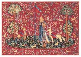 wall hanging tapestry unicorn tapestry