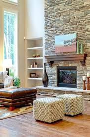 faux stone gas fireplace faux stone ventless gas fireplace