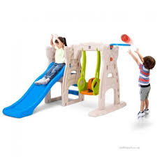 grow n up scramble n slide play centre kids garden playground with