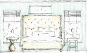 Furniture Sketches Bedroom Sketch Drawing Designs Sketches And Drawings