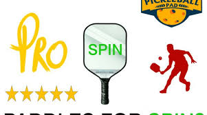 Pickleball Paddle Comparison Chart Top Pickleball Paddles For Spin Reviewed 2019 Buyers Guide