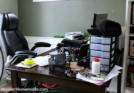 organizing office desk. Organize Home Office Desk Simple On With Regard To Budget Friendly Tips  Organizing Your Hoosier Homemade Organizing Office Desk