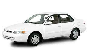 2000 Toyota Corolla Toyota Corolla Toyota Corolla Le Toyota