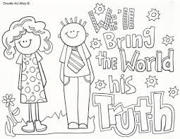 Small Picture Coloring Page Lds Missionary Coloring Page Coloring Page and
