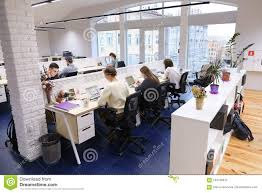 office space computer. Interesting Office Download Office Space In Middle Of Working Day With People Immersed Wo  Stock Image  On Computer E