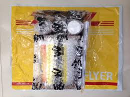 Pouch Dhl Waybill Number 9411533250 Gamecock Apparel And Supplies