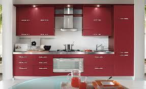 Kitchen designs red kitchen furniture modern kitchen Stainless Red Kitchen Design Quicuacom Stevestoer Red Kitchen Design Quicuacom Pantry Cupboards Designs Galle