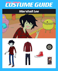 diy marshall lee costume guide from adventure time for cosplay and