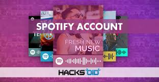 spotify accounts free