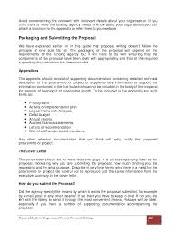 Proposal Cover Letter Example Constructing A Cover Letter Bid Cover ...