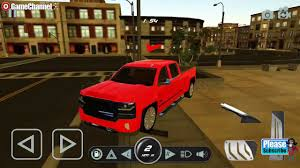 Offroad Pickup Truck S / Truck 4x4 SUV Driving Simulator / Android ...