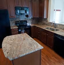 create this look with msi s crema bordeaux granite photo credit houzz