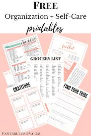 free daily planner printables daily planner free printable fantabulosity
