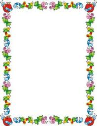 Small Picture free school themed border paper back to school bulletin board