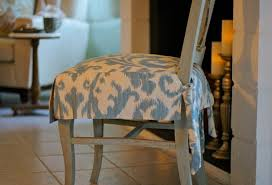 dining room chair fabric seat covers decor ideas and intended for cushion idea 2