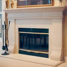 Marble Flooring Designs And Limestone Fireplace Mantel  New Limestone Fireplace Mantels