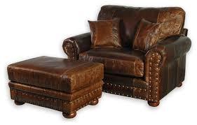 leather sofa chair. Western Style Leather Sofa Chair U
