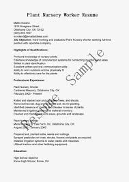 Generous Factory Qualifications Resume Pictures Inspiration