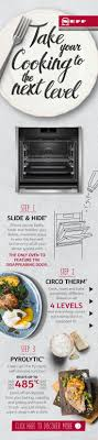 black appliance matte seamless kitchen: the stylish and innovative slideamphidear oven from neff allows you to maximise your kitchen