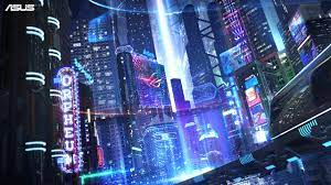 Cyber city wallpapers art provide collection of illustration cyber city that can be set as wallpaper for customize your mobile screen and lock screen background. Free Download Rog Wallpaper Collection 2014 2015 Asus Rog Cyber City By 2560x1440 For Your Desktop Mobile Tablet Explore 45 Asus Wallpapers Collection Wallpaper Asus Hd Asus Wallpaper Widescreen 1366x768 Asus Official Wallpapers