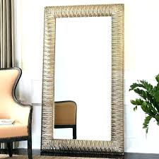 oversized floor mirror. Oversized Mirror Floor Cheap Mirrors With Wainscoting And Chair For Home .