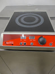 single countertop induction range cooker 55 per day