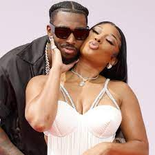 Megan Thee Stallion and Pardi Fontaine ...