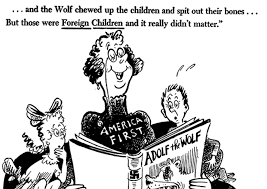 the complicated relevance of dr seuss s political cartoons the  uc san diego library