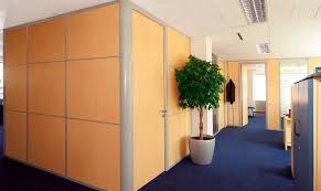Wood Office Partitions Particle Board Office Partition Layout