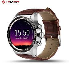 LEMFO <b>Y3 Smart Watch</b> For Android Quad Core Support GPS WIFI ...