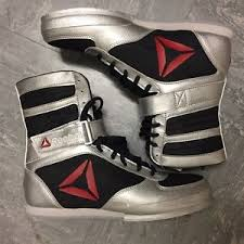reebok boxing boots. image is loading reebok-mayweather-boxing-boots-size-6-5-uk- reebok boxing boots