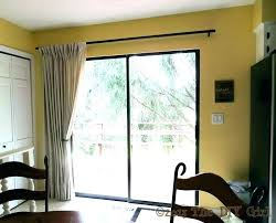 shades for sliding glass doors curtain slider curtain sliding door curtains on sliding glass door full