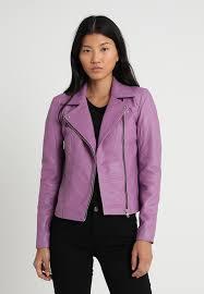 yas yassophie color jacket leather jacket bellflower temperament ud07560
