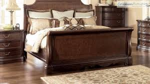 Millennium Bedroom Furniture Camilla Bedroom Furniture From Millennium By Ashley Youtube