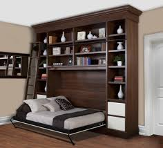 murphy bed home office combination. Beautiful Interior Furniture Wall Bed Closed Murphybed Office Decor Murphy Home Combination C