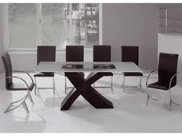 modern dining table set brilliant contemporary dining room furniture and modern gl top
