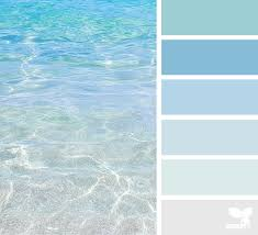 Ocean Colors Bedroom Color Craft Bedroom Color Palettes Beaches And Design