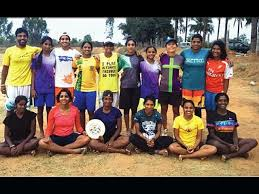 Ultimate Frisbee Popularity Chart Seven Women From Bengaluru Make It To Indias First Frisbee