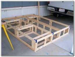 king storage bed plans. King Platform Bed Plans Stylish With Best Ideas On . Storage